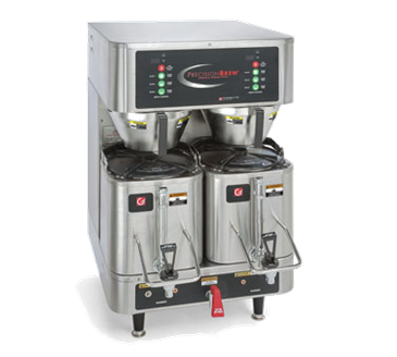 "Grindmaster-Cecilware PB-430 Precision Brew"" Digital Shuttle Brewer"