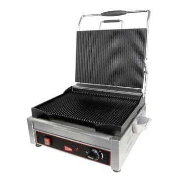 Grindmaster-Cecilware SG1LG240 Panini/Sandwich Grill