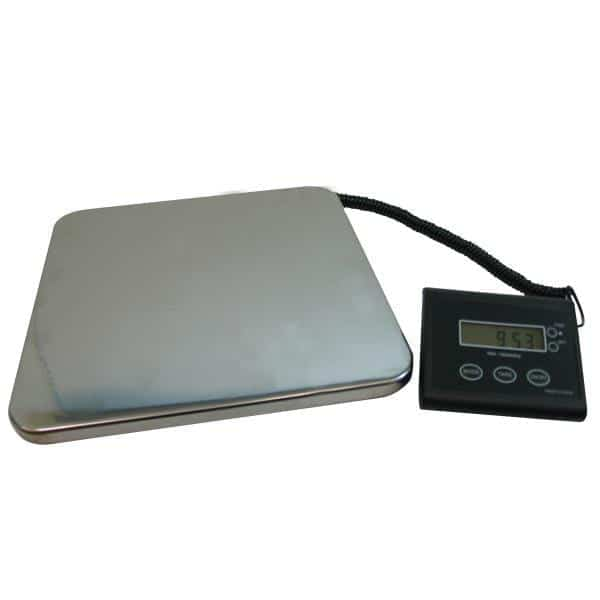 Hamilton Beach Hamilton Beach 24-1001-W Weston Digital Platform Scale