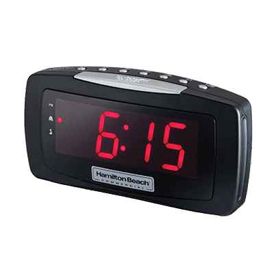 Hamilton Beach HCR330 Clock Radio