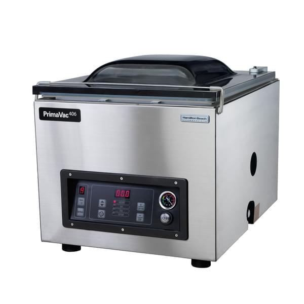 Hamilton Beach HVC406-CE PrimaVac Vacuum Packaging Machine