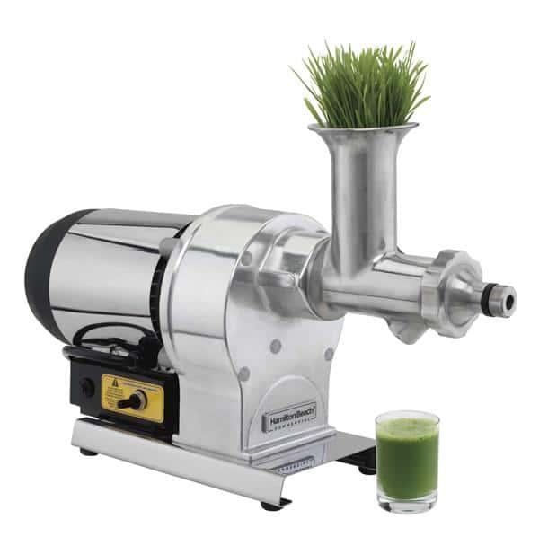 Hamilton Beach HWG800 Wheat Grass Juicer