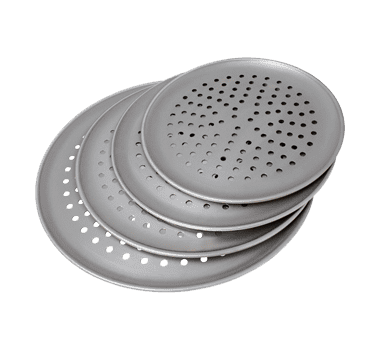 "Hatco 16PIZZA PAN 16"" dia. perforated pizza pan"