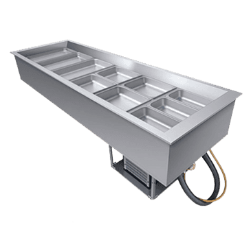 Hatco CWB-2-120-QS (QUICK SHIP MODEL) Drop-In Refrigerated Well