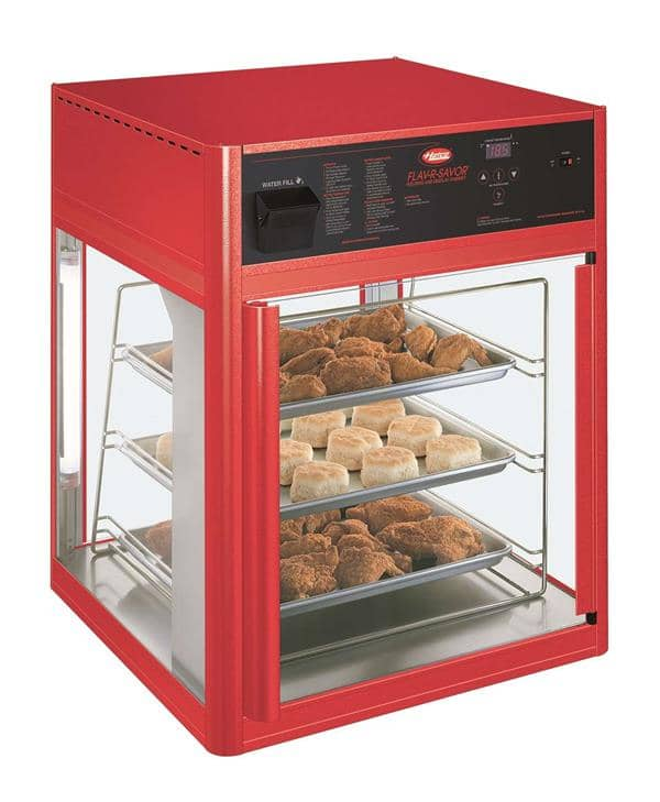 Hatco FSD-2X Flav-R-Savor holding and display cabinet