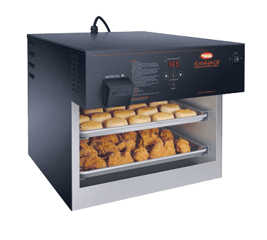 Hatco FSHAC-2 Flav-R-Savor Air Curtain Heated Display Cabinet