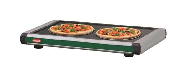 "Hatco GR2S-42 Glo-Ray® Aluminum and Stainless Steel 48.25""W x 27""D Heated Shelf Food Warmer - 120 Volts / 600 Watts"
