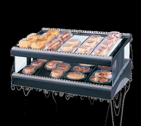 Hatco GR3SDS-27 Glo-Ray Designer Slant Display Warmer