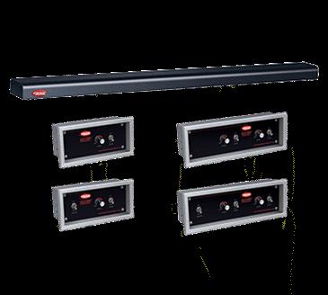 Hatco GRN4L-72 Glo-Ray Narrow Halogen Foodwarmer