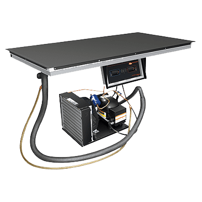 Hatco HCSBF-36-F Hot/Cold Shelf