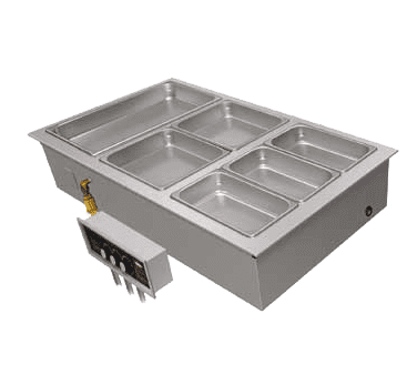 Hatco HWBLI-3 Drop-In Modular Heated Well