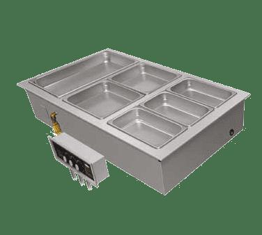 Hatco HWBLI-4MA Drop-In Modular Heated Well