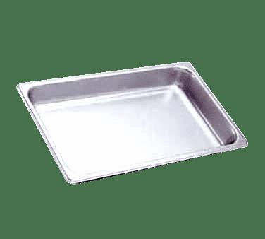 """Hatco ST PAN 1/3 Third size pan - 2-1/2"""""""