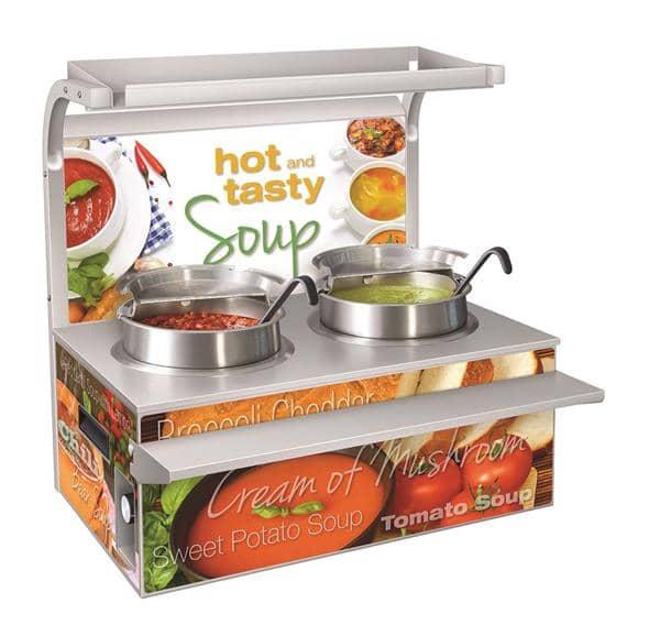 Hatco SW2-7QT Soup Warmer