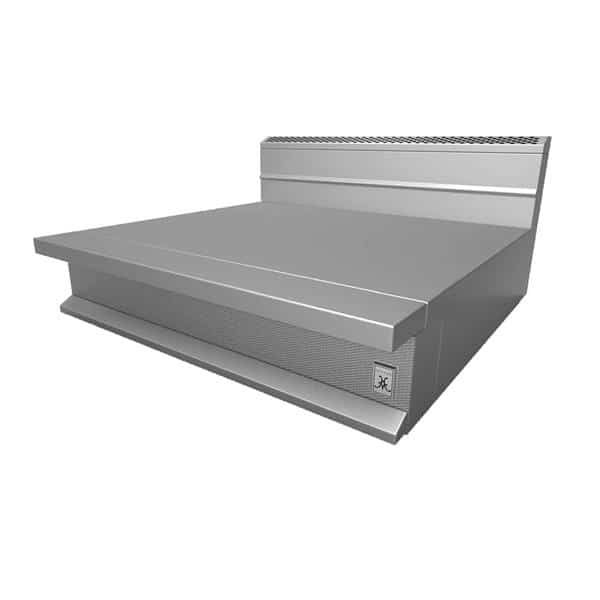 """Hestan HWT36 Commercial Range, 36"""" W with (1) 36"""" Work Top and Modular Base -"""
