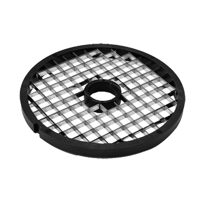 """Hobart DICEGRD-5/8L 5/8"""" dicer plate (15mm) (Low) (use with soft"""