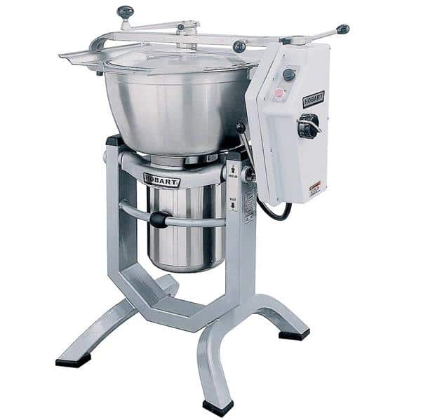 Hobart Hobart HCM450+BUILDUP Hobart Cutter Mixer with 45 qt capacity stainless