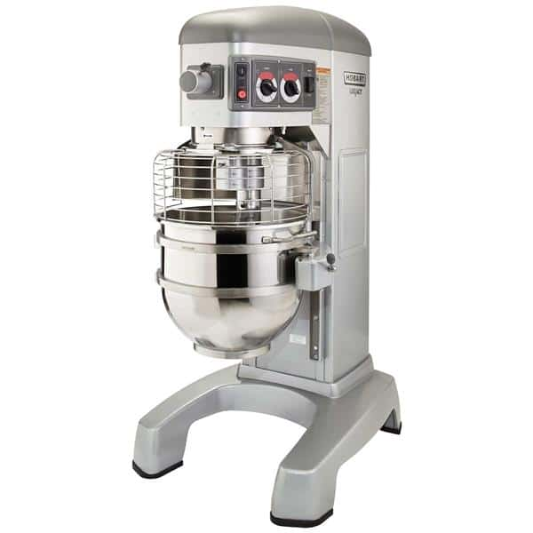 Hobart HL600-1 200-240/50/60/3/1 Mixer; w/o attachments; US/EXP configurationLegacy Planetary Mixer - Unit Only