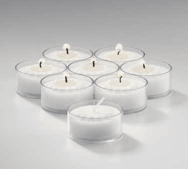 Hollowick TL5WPL-500 Select Wax® Tealight Candle