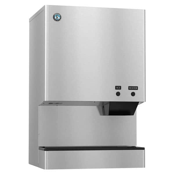"""Hoshizaki Hoshizaki DCM-500BWH    26"""" Nugget Ice Maker Dispenser, Nugget-Style - 500-600 lb/24 Hr Ice Production, Water-Cooled, 115 Volts"""