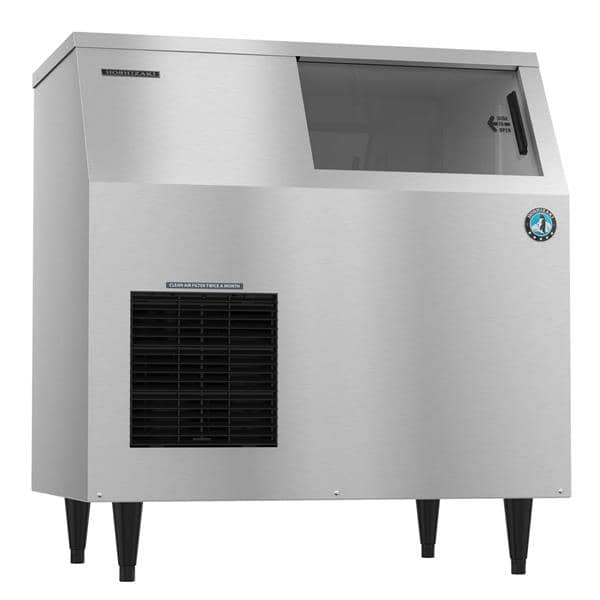 """Hoshizaki F-500BAJ 38"""" Flake Ice Maker With Bin, Flake-Style - 500-600 lb/24 Hr Ice Production, Air-Cooled, 115 Volts"""