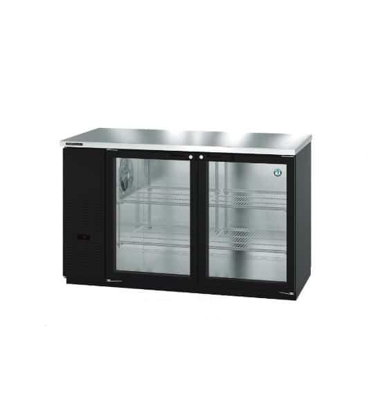 Hoshizaki HBB-2G-LD-59 Refrigerated Back Bar Cooler