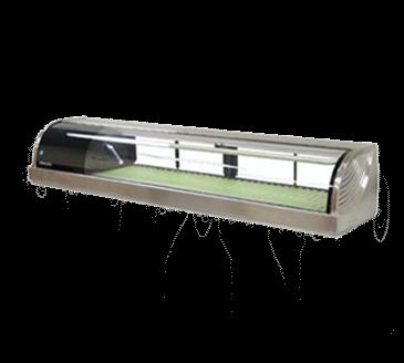 Hoshizaki HNC-180BA-L-SL Refrigerated Display/Sushi Case