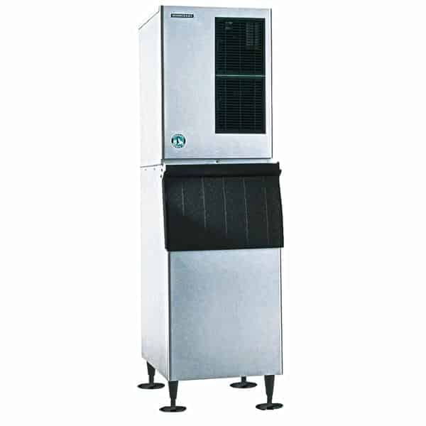 """Hoshizaki KM-901MRJ 30"""" Crescent Cubes Ice Maker, Cube-Style - 900-1000 lbs/24 Hr Ice Production, Air-Cooled, 208-230 Volts"""