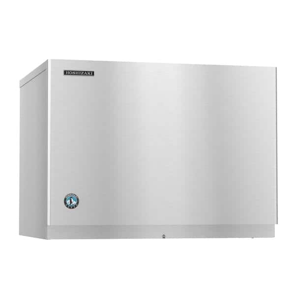 """Hoshizaki KMD-460MWJ 30"""" Crescent Cubes Ice Maker, Cube-Style - 400-500 lbs/24 Hr Ice Production, Water-Cooled, 120 Volts"""