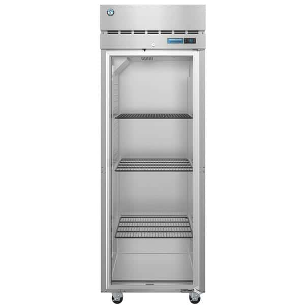 Hoshizaki Hoshizaki R1A-FG 27.5'' 23.1 cu. ft. Top Mounted 1 Section Solid Door Reach-In Refrigerator