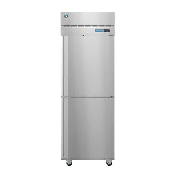 Hoshizaki Hoshizaki R1A-HSL 27.5'' 23.1 cu. ft. Top Mounted 1 Section Solid Half Door Reach-In Refrigerator