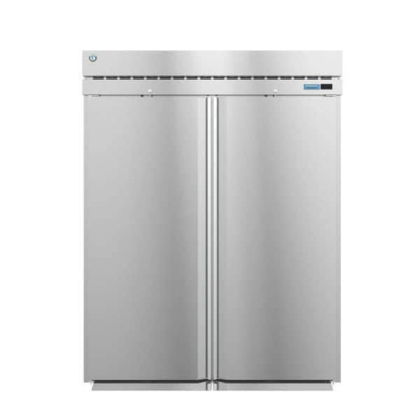 """Hoshizaki RN2A-FS 68"""" Top Mounted 2 Section Roll-in Refrigerator with 2 Left/Right Solid Doors - 78.35 cu. ft."""