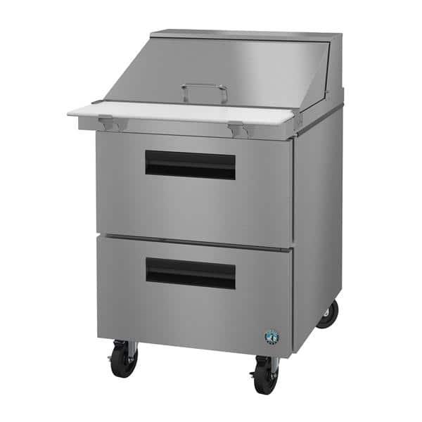 Hoshizaki SR27A-12MD2 Steelheart Series Mega Top Refrigerator