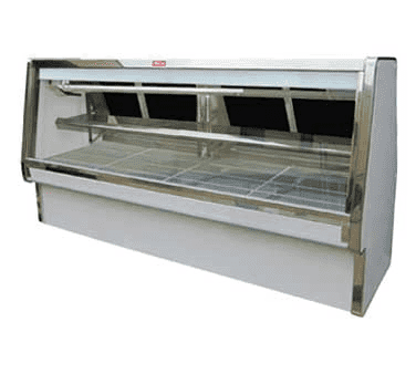 Howard-McCray R-CDS34E-4-S-LED Deli Meat & Cheese Service Case