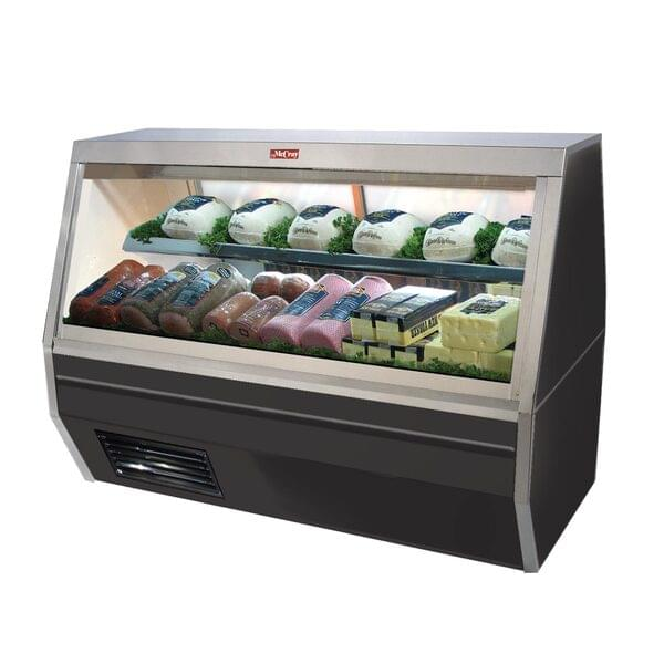 Howard-McCray R-CDS35-12-BE-LED Deli Meat & Cheese Service Case