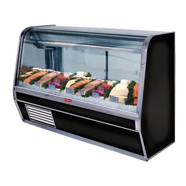 Howard-McCray R-CFS32E-8-S-LED Fish/Poultry Service Case