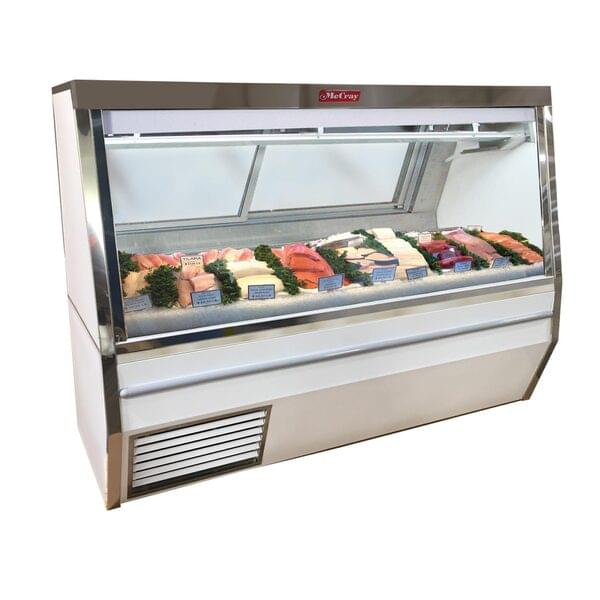 Howard-McCray R-CFS34N-4-LED Fish/Poultry Service Case