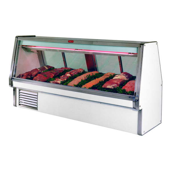 Howard-McCray R-CMS34E-6-S-LED Red Meat Service Case