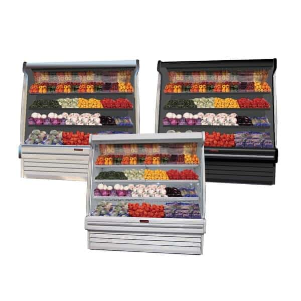 Howard-McCray R-OP35E-8S-S-LED Produce Open Merchandiser