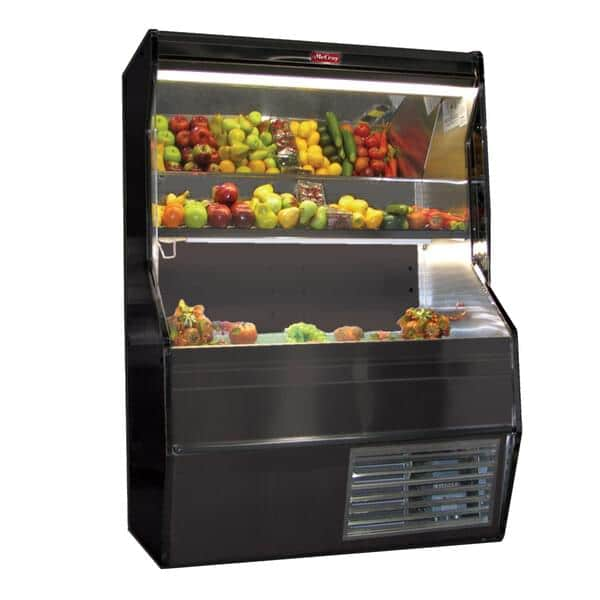 Howard-McCray R-P32E-12S-B-LED Produce Open Merchandiser