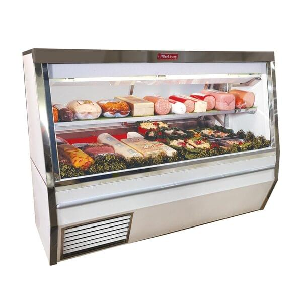 Howard-McCray SC-CDS34N-12-LS-LED Deli Meat & Cheese Service Case