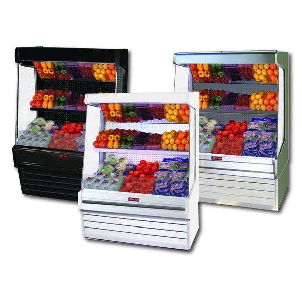 Howard-McCray SC-OP30E-8-S-LED  Produce Open Merchandiser