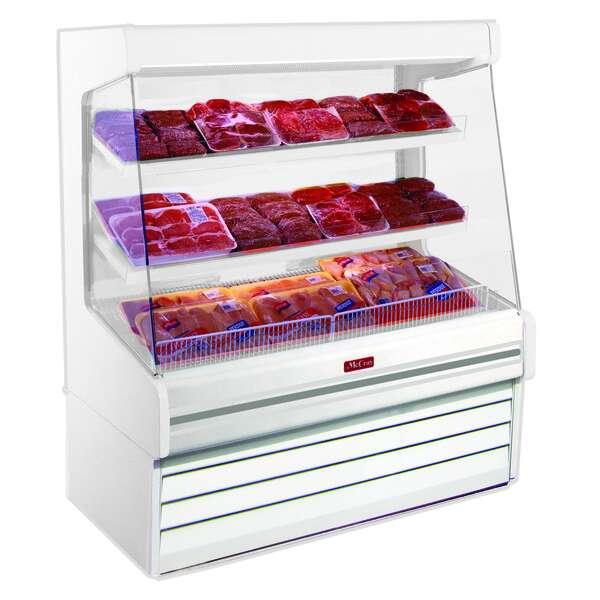 Howard-McCray SC-OP30E-8L-S-LED  Produce Open Merchandiser
