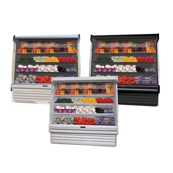Howard-McCray SC-OP35E-3S-S-LED Produce Open Merchandiser