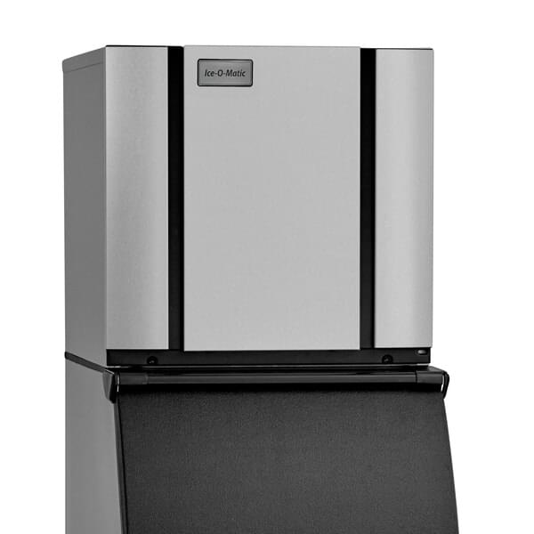 """ICE-O-Matic CIM0326HA 22.25"""" Half-Dice Ice Maker, Cube-Style - 300-400 lb/24 Hr Ice Production, Air-Cooled, 208-230 Volts"""