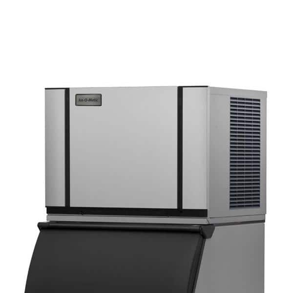 """ICE-O-Matic CIM0330HW 30.25"""" Half-Dice Ice Maker, Cube-Style - 300-400 lb/24 Hr Ice Production, Water-Cooled, 115 Volts"""