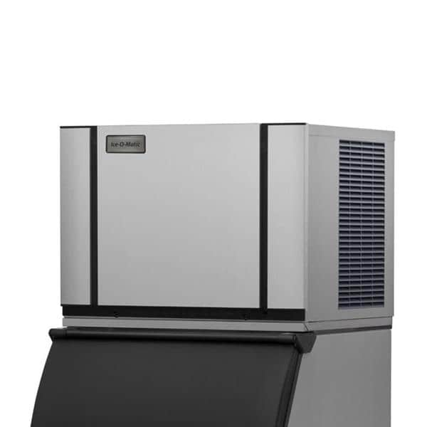 """ICE-O-Matic CIM0436HW 30.25"""" Half-Dice Ice Maker, Cube-Style - 500-600 lb/24 Hr Ice Production, Water-Cooled, 208-230 Volts"""