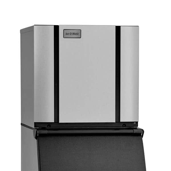 "ICE-O-Matic CIM0826HR 22.25"" Half-Dice Ice Maker, Cube-Style - 900-1000 lbs/24 Hr Ice Production, Air-Cooled, 208-230 Volts"