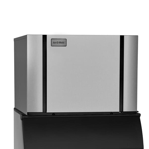 """ICE-O-Matic CIM1446HW 48.25"""" Half-Dice Ice Maker, Cube-Style - 1500-2000 lbs/24 Hr Ice Production, Water-Cooled, 208-230 Volts"""