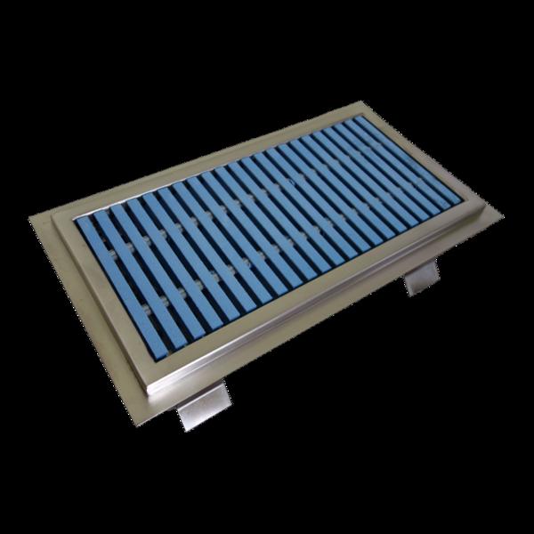 IMC/Teddy ASFT-1284-SG-ADA ASFT Anti-Spill Floor Trough